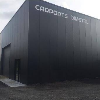 Carports Dimetal